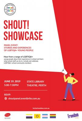ShOUT Showcase